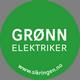 Logo: Grønn Elektriker